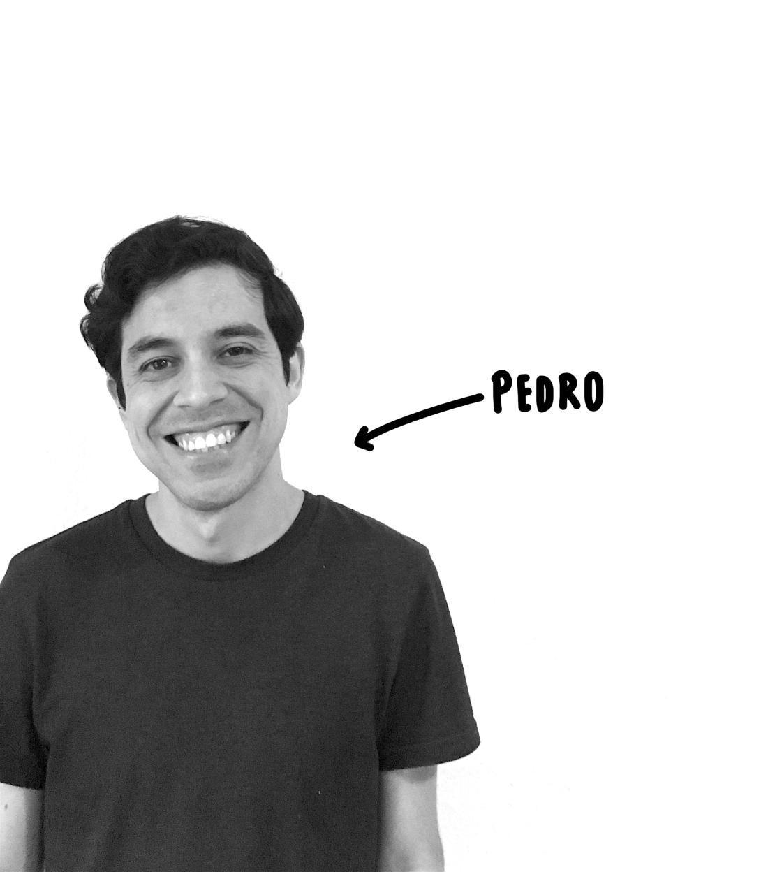 Pedro Campos La vida minimal